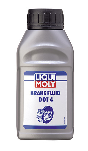 Brake Fluid DOT 4 250ml